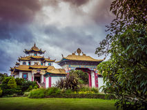 Templo de Budhist Fotografia de Stock Royalty Free