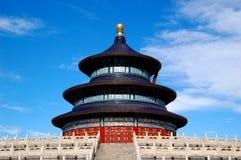 Templo de céu Foto de Stock Royalty Free