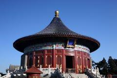 Templo de céu imagens de stock