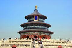 Templo de céu, Beijing Fotos de Stock