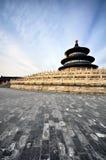 Templo de céu de Beijing Imagem de Stock Royalty Free