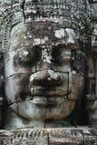 Templo de Cambodia Angkor Bayon Imagem de Stock