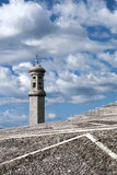 Templo de Canova - Possagno, Italy imagem de stock