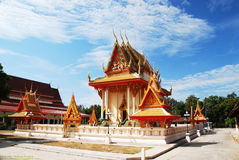 Templo de Chai Mong Kol Imagem de Stock Royalty Free
