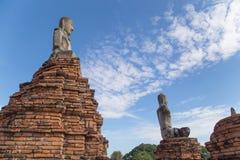 Templo de Chaiwattanaram imágenes de archivo libres de regalías