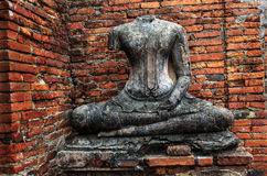 Templo de Chaiwatthanaram en Ayutthaya, Tailandia Imagenes de archivo