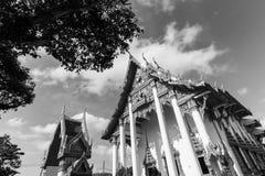 Templo de Chalong Foto de Stock