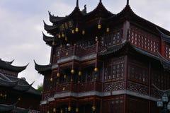 Templo de Chenghuang Foto de archivo libre de regalías