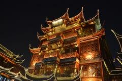 Templo de Chenghuang Imagenes de archivo