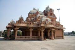 Templo de Chhatarpur Foto de archivo libre de regalías