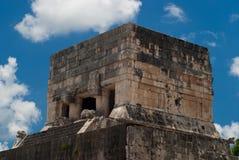 Templo de Chichen Itza Fotos de archivo