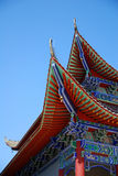 Templo de China Imagem de Stock Royalty Free