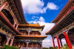 Templo de China Fotos de archivo libres de regalías