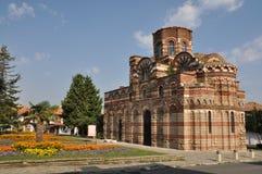 Templo de Christ Pantocrator em Nessebar. imagens de stock royalty free