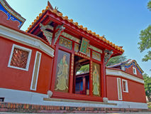 Templo de cinco Concubines Fotografia de Stock Royalty Free