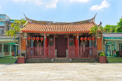 Templo de Confucius na cidade nova de Taipei Fotografia de Stock Royalty Free