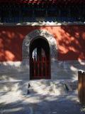 Templo de Dajue Imagem de Stock