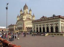 Templo de Dakshineswar Imagen de archivo