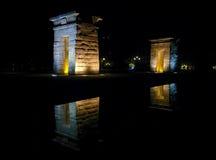 Templo de Debod Fotografia de Stock