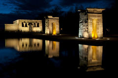 Templo de Debod Stock Photography