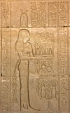 Templo de Dendera Imagenes de archivo