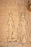 Templo de Dendera Imagen de archivo