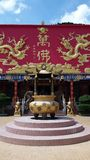 Templo de dez mil Budas Fotos de Stock Royalty Free