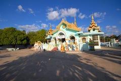 Templo de Dhammayon del municipio. Fotos de archivo
