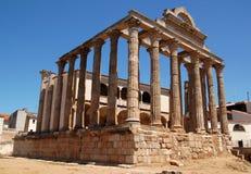 Templo de Diana   Imagen de archivo