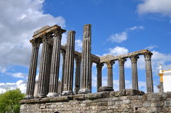Templo de Diana lizenzfreie stockbilder