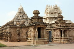 Templo de dios Vishnu foto de archivo