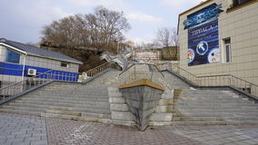 Templo de dios vladivostok Fotografía de archivo
