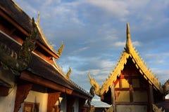 Templo de Doikam imagem de stock