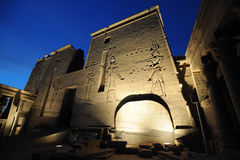 Templo de Egipto de Philae Fotos de archivo libres de regalías