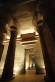 Templo de Egipto de Philae Imagenes de archivo