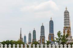 Templo de Emerald Buddha, Wat Phra Kaew Fotografia de Stock Royalty Free