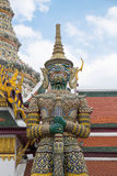 Templo de Emerald Buddha (Wat Phra Kaew), Tailândia Fotografia de Stock
