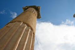 Templo de Ephesus Imágenes de archivo libres de regalías