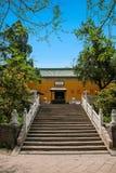 Templo de Fahai en el lago del oeste delgado yangzhou Imagenes de archivo