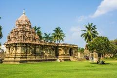 Templo de Gangaikondacholapuram fotografía de archivo