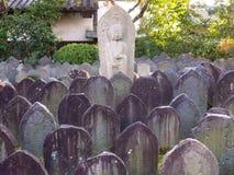 Templo de Gangoji em Nara, Japão Fotos de Stock