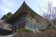 Templo de Gapsa, Coreia Imagens de Stock Royalty Free