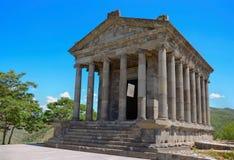 Templo de Garni Fotografia de Stock Royalty Free