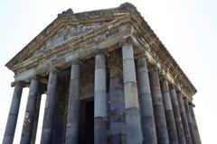 Templo de Garni Fotos de archivo libres de regalías