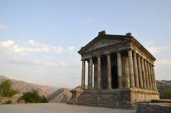 Templo de Garni Fotografia de Stock