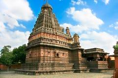 Templo de Ghrishneshwar Shiva Imágenes de archivo libres de regalías