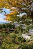 Templo de Ginkaku-ji, Kyoto - Japón Foto de archivo