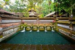 Templo de Gunung Kawi Foto de Stock Royalty Free