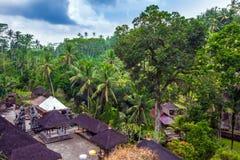 Templo de Gunung Kawi, Bali, Indonésia fotografia de stock