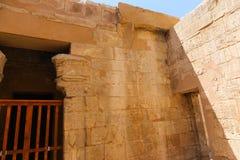 Templo de Habu - Egito fotos de stock